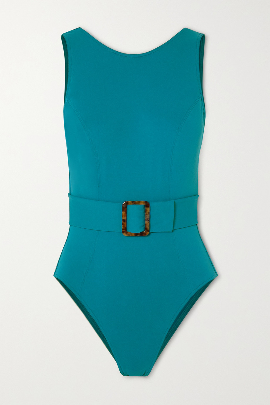 Eres Clever belted swimsuit