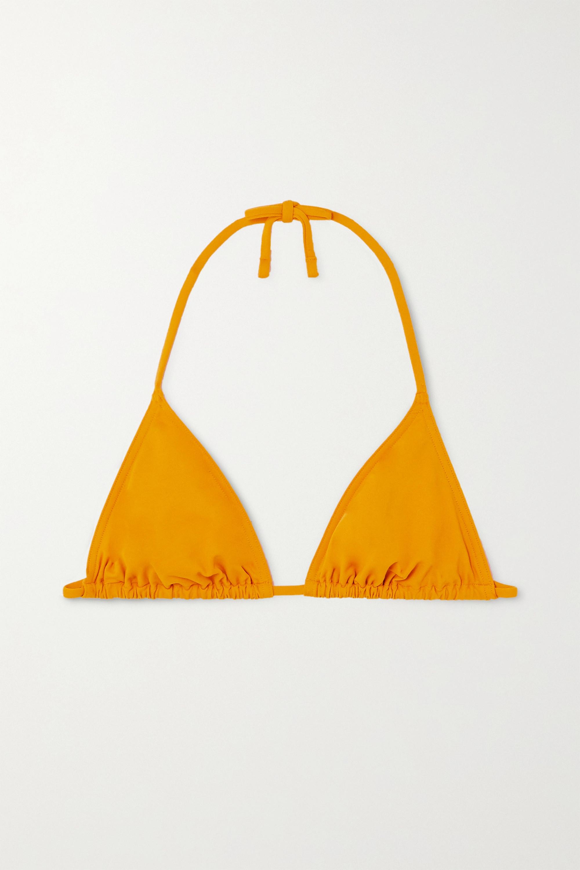 Eres Haut de bikini triangle Les Essentiels Mouna