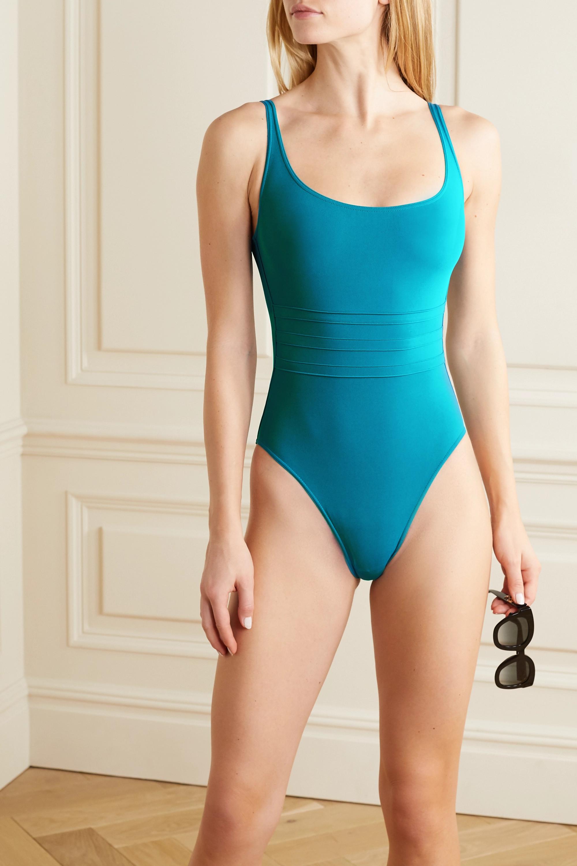 Eres Les Essentiels Asia paneled swimsuit