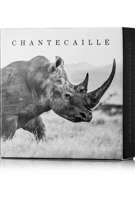 Silver Luminescent Eye Shade - Rhinoceros   Chantecaille z8DTvr
