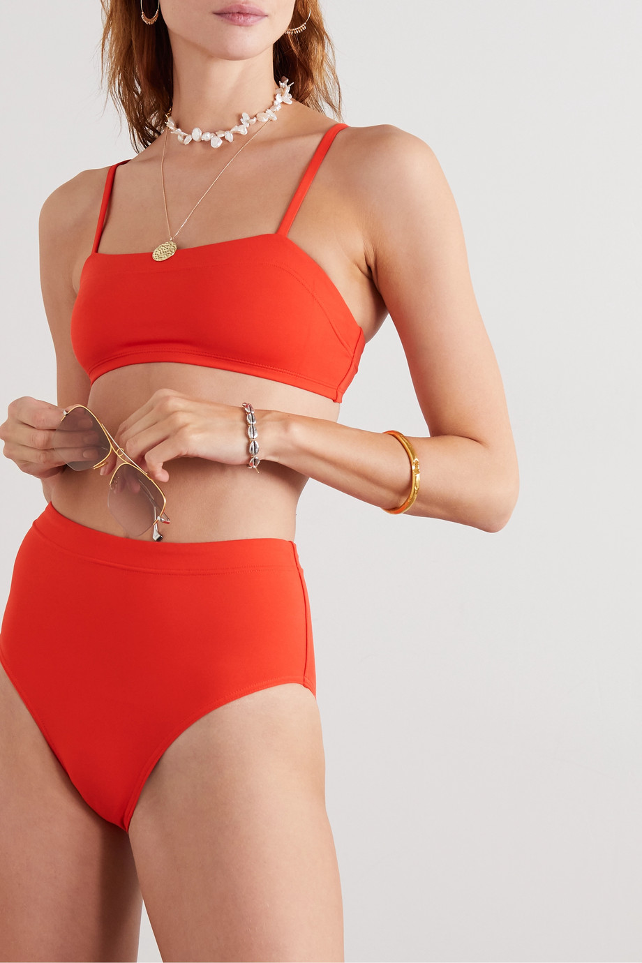 Eres Les Essentiels Patine Bikini-Höschen