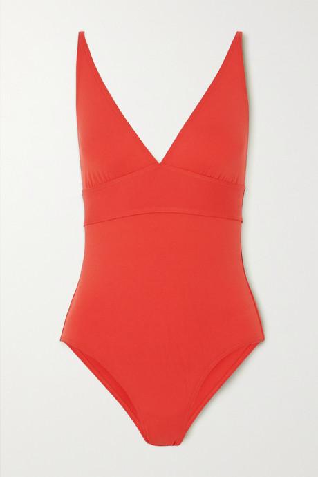 Red Les Essentiels Larcin swimsuit | Eres MJ3ZZ9