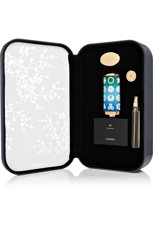 Floraiku AO Eau de Parfum, 50ml & 10ml