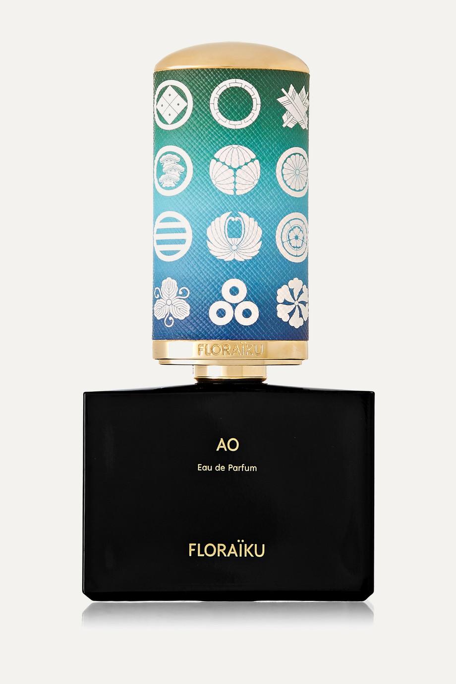 Floraiku AO, 50 ml & 10 ml – Eau de Parfum