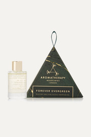 Forever Evergreen Support Breathe Bath & Shower Oil Ornament, 9ml