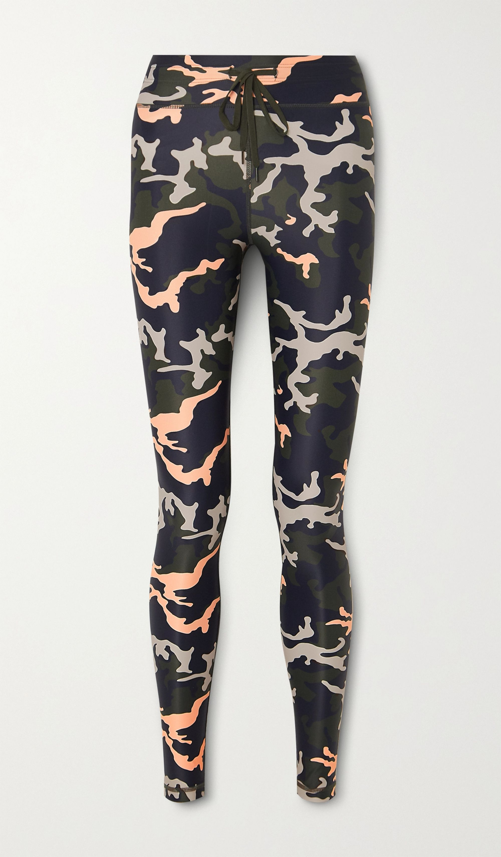 The Upside NYC camouflage-print stretch leggings