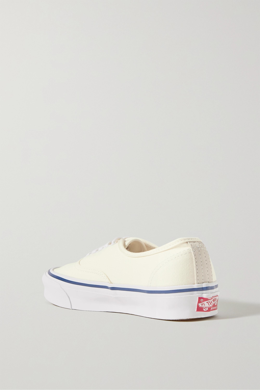 Vans OG Classics Authentic LX canvas sneakers