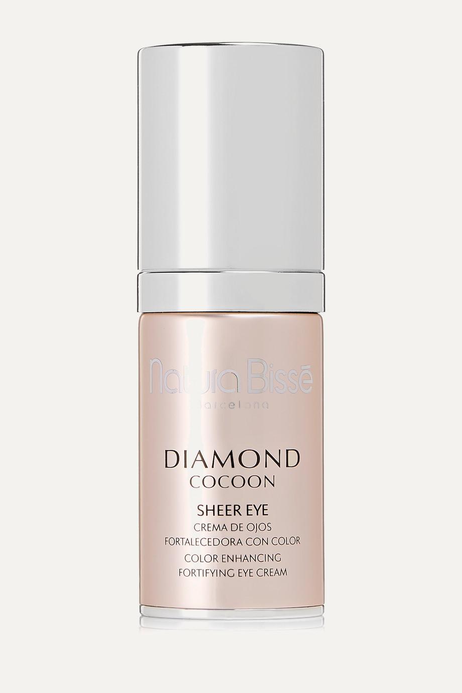 Natura Bissé Diamond Cocoon Color Enhancing Fortifying Eye Cream, 25ml