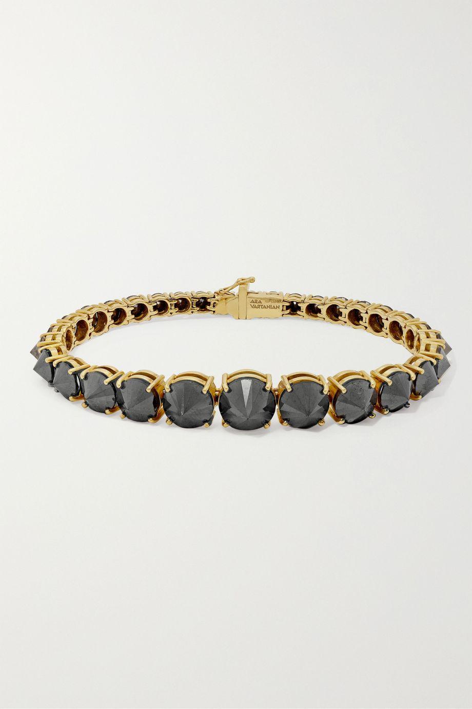 Ara Vartanian Armband aus 18 Karat Gold mit Diamanten