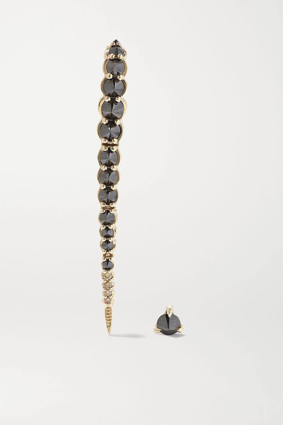 Ara Vartanian Ohrringe aus 18Karat Weißgold mit Diamanten
