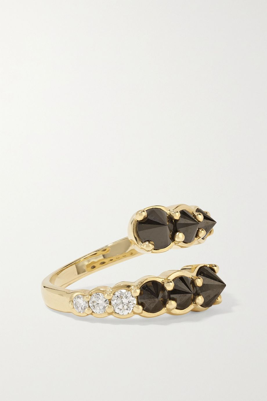 Ara Vartanian 18-karat gold diamond ring