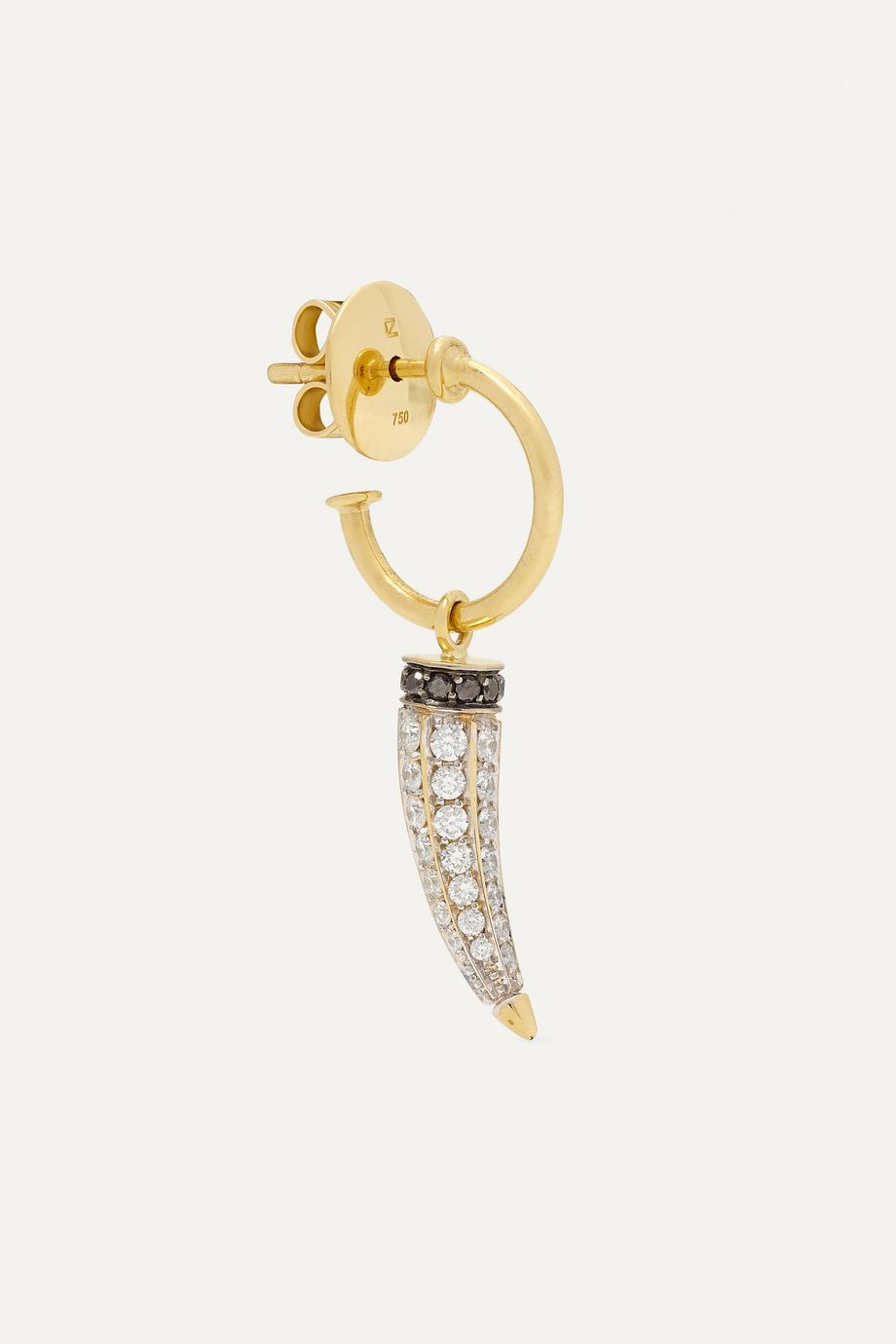 Ara Vartanian 18-karat gold diamond earring