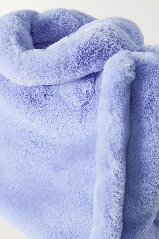 Stand Studio Lolita faux fur tote