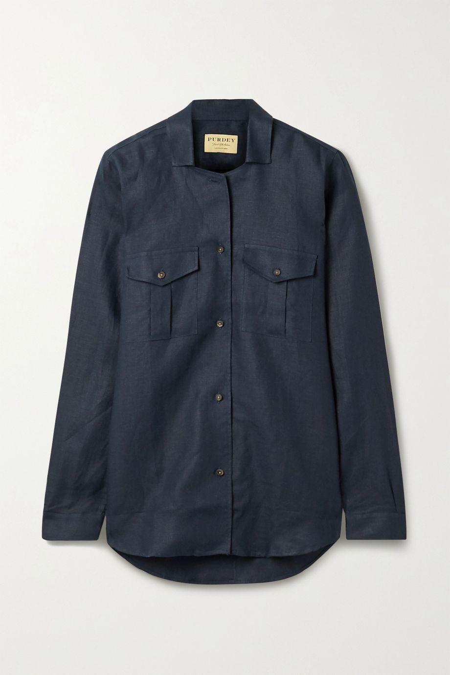 Purdey Linen shirt