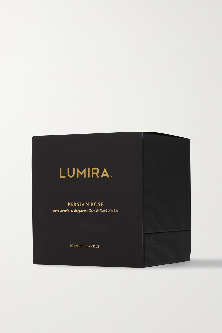 LUMIRA Persian Rose scented candle, 300g