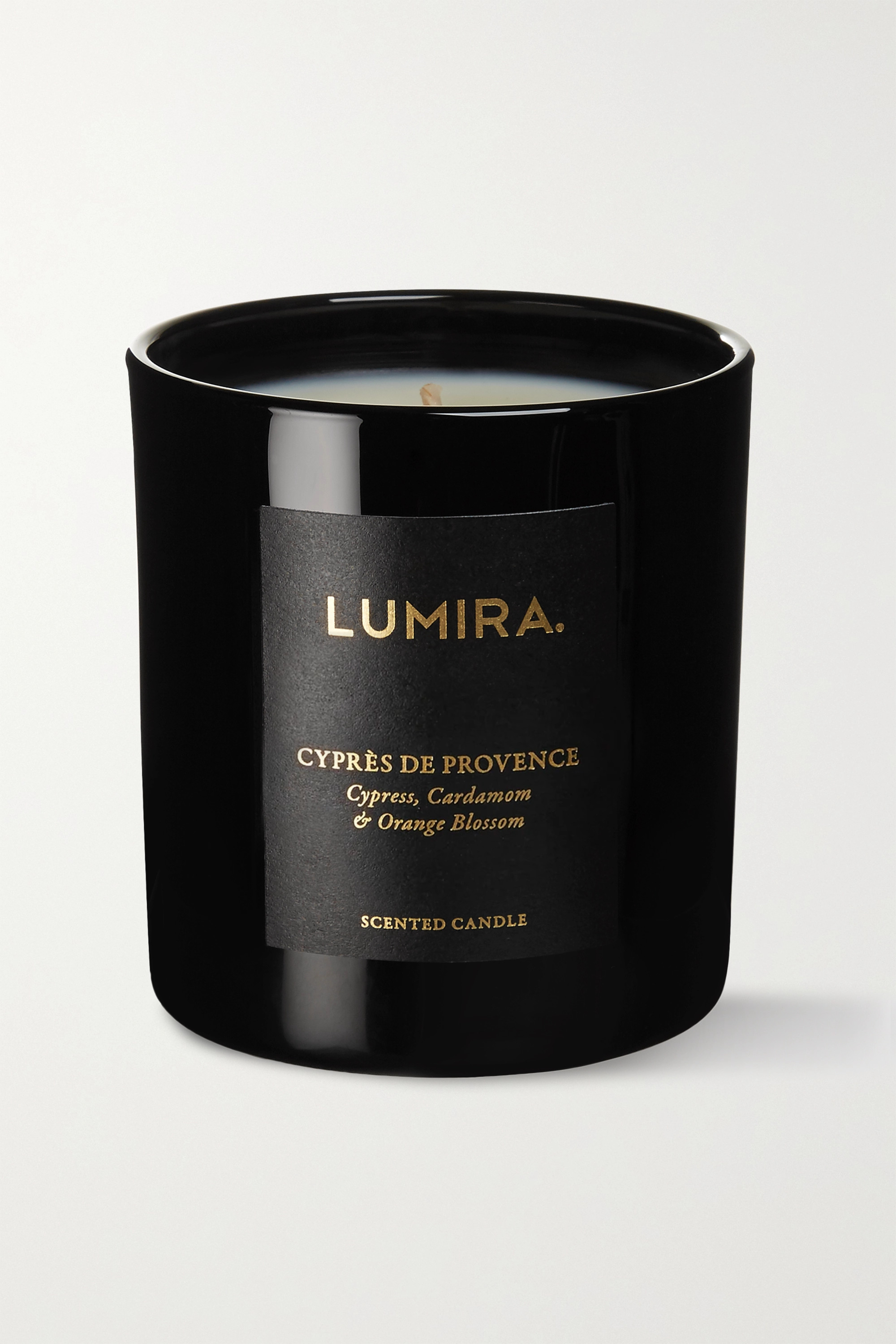 LUMIRA Cyprès de Provence scented candle, 300g