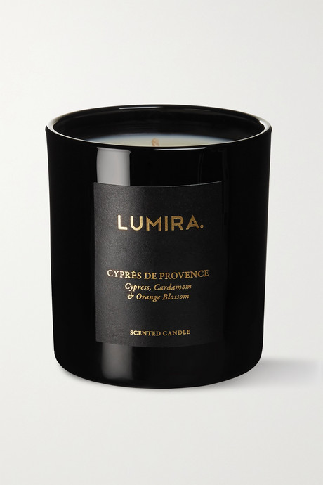 Colorless Cyprès de Provence scented candle, 300g | LUMIRA xjTyp3