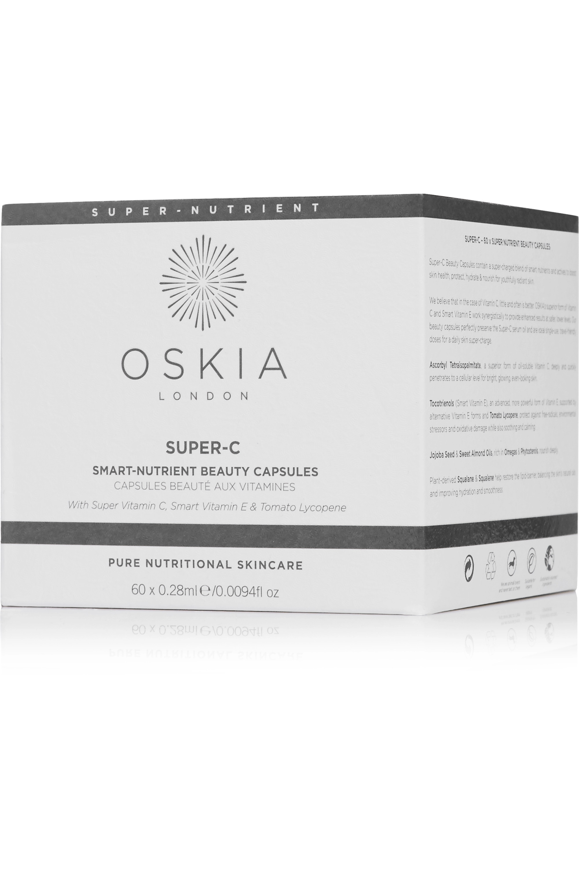Oskia Super-C Smart-Nutrient Beauty Capsules x 60