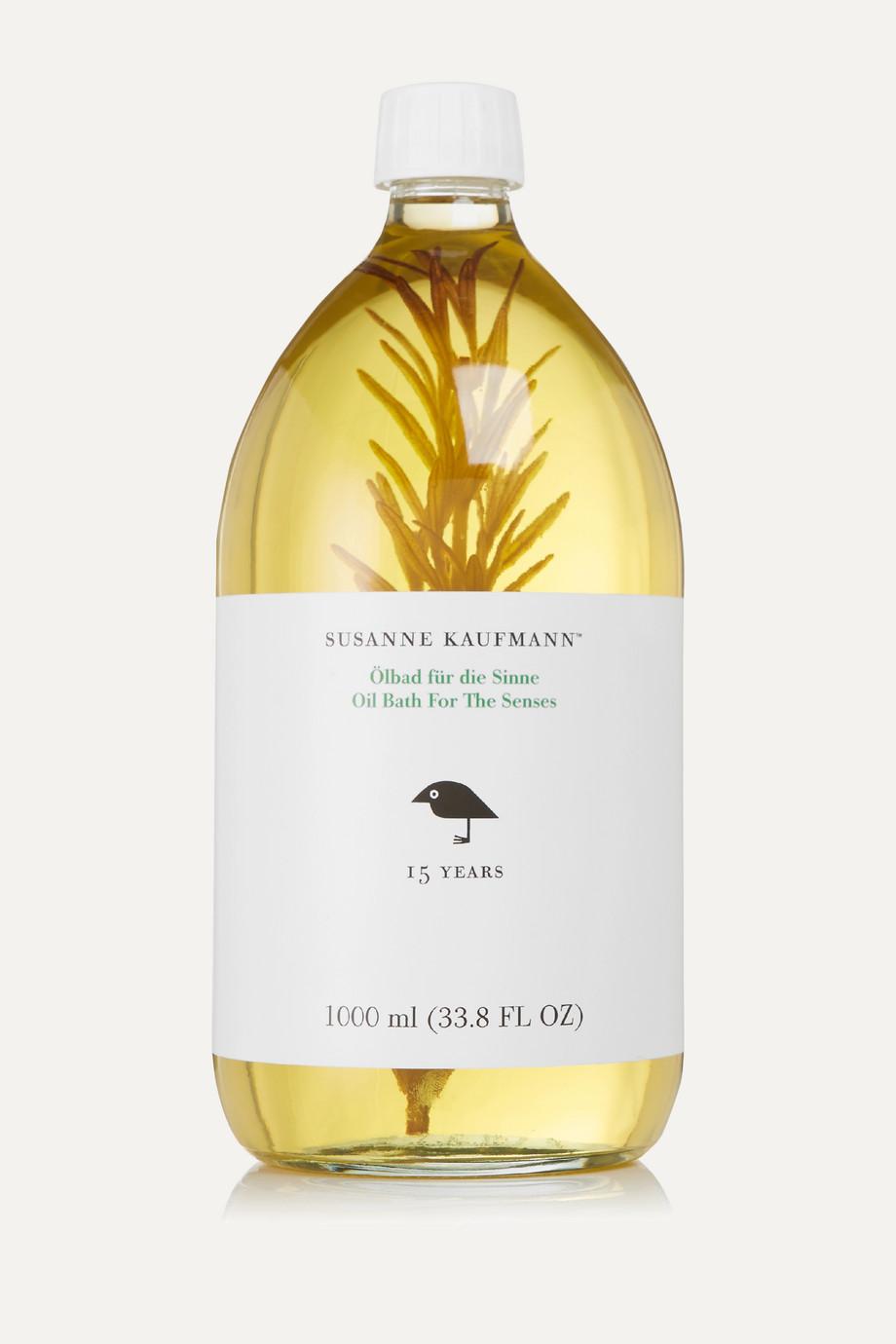 Susanne Kaufmann Essential Bath Oil For The Senses, 1000ml