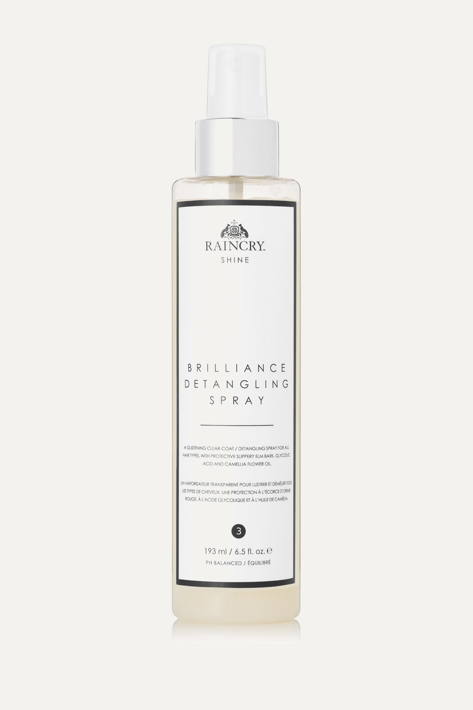 RAINCRY Brilliance Detangling Spray, 193ml