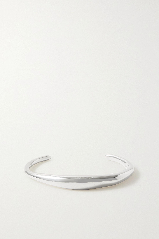 Nathalie Schreckenberg Nara silver cuff