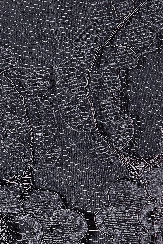 Coco de Mer Paradiseus lace and satin briefs
