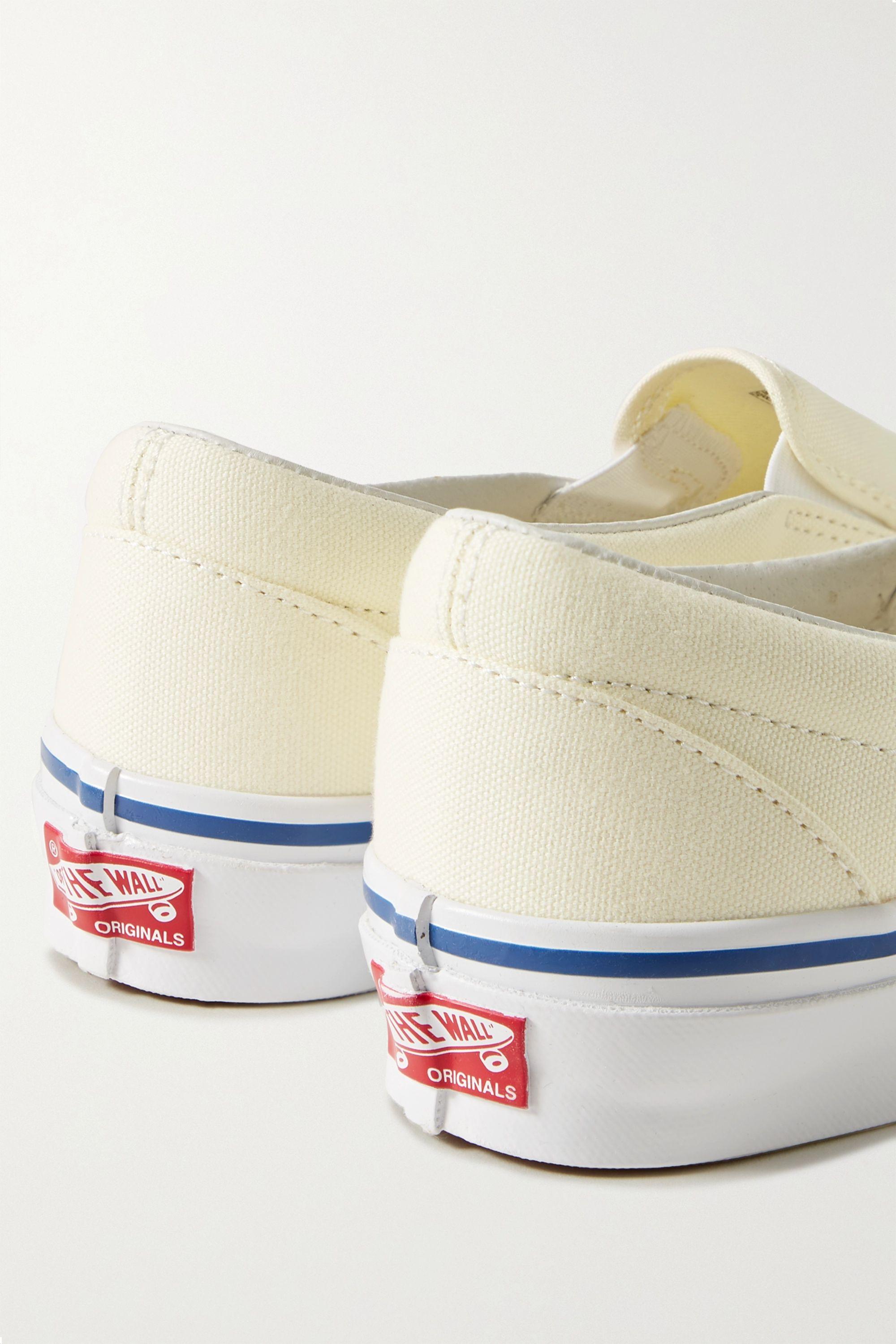 Vans UA OG Classic LX canvas slip-on sneakers