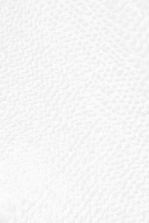 Hunza G Gigi Bikini aus Seersucker