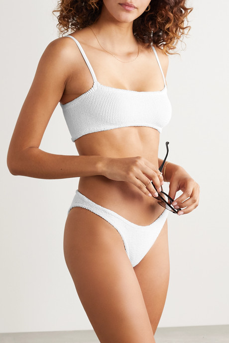 Gigi seersucker bikini
