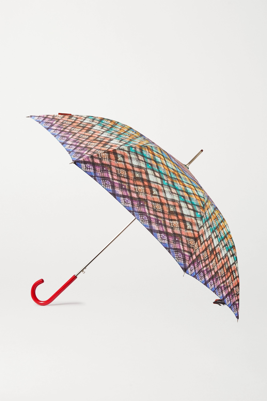 Missoni Des Gaia printed shell umbrella