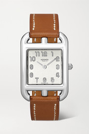 Cape Cod 23mm small stainless steel and leather watch