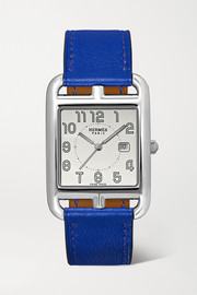 Cape Cod 29mm medium stainless steel and leather watch