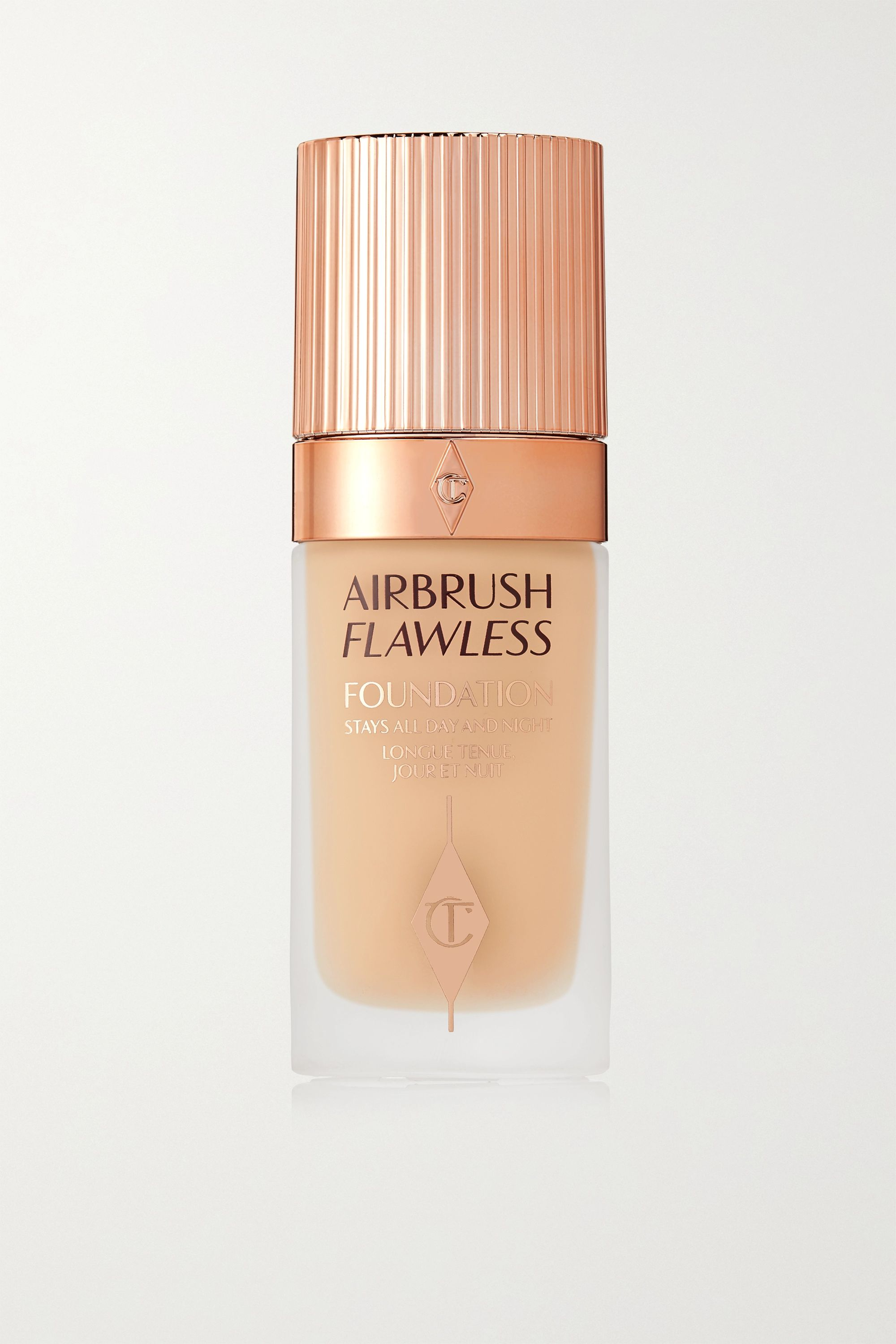 Charlotte Tilbury Fond de teint Airbrush Flawless Foundation, 2 Cool, 30 ml