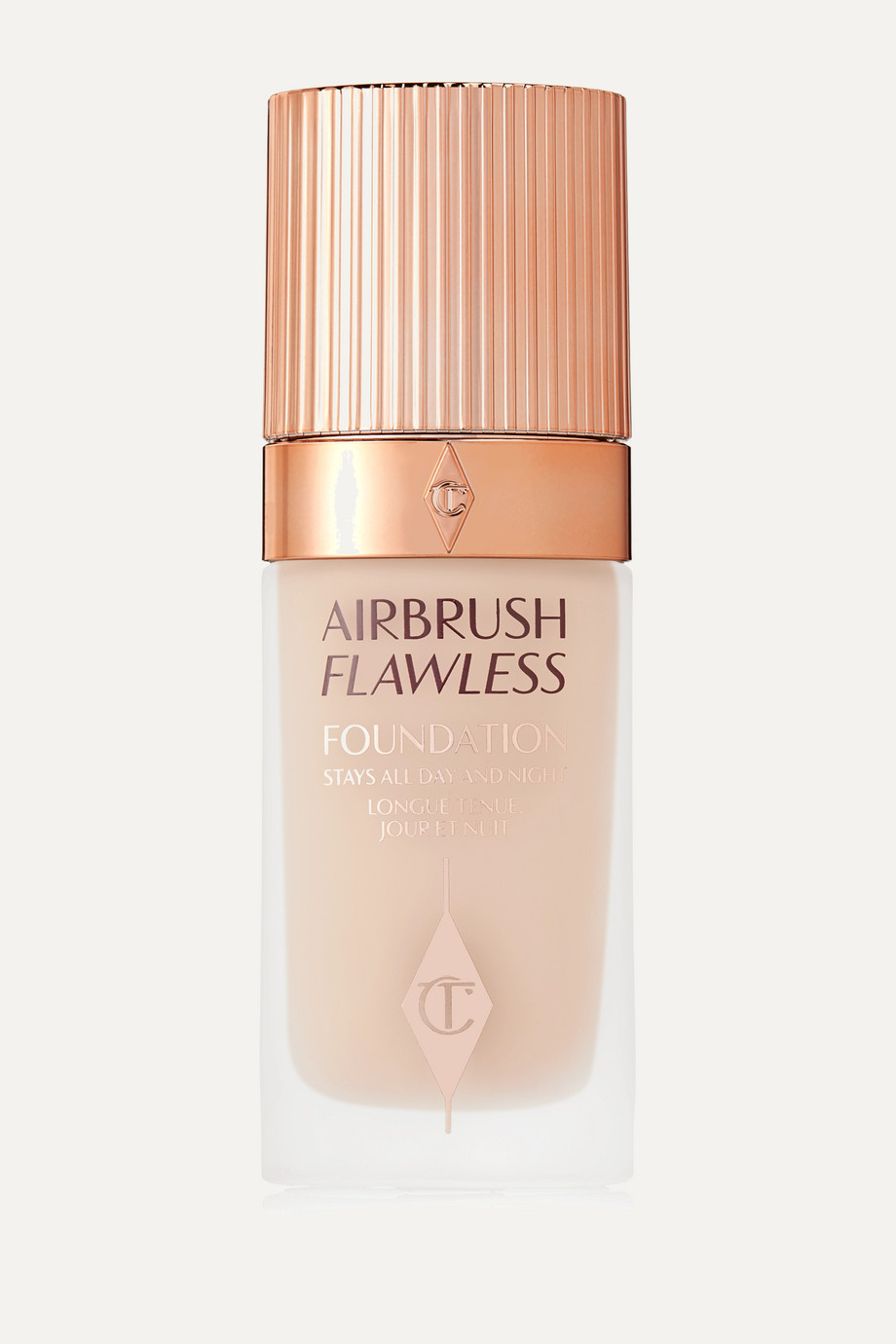 Charlotte Tilbury Airbrush Flawless Finish Foundation – 3 Neutral, 30 ml – Foundation