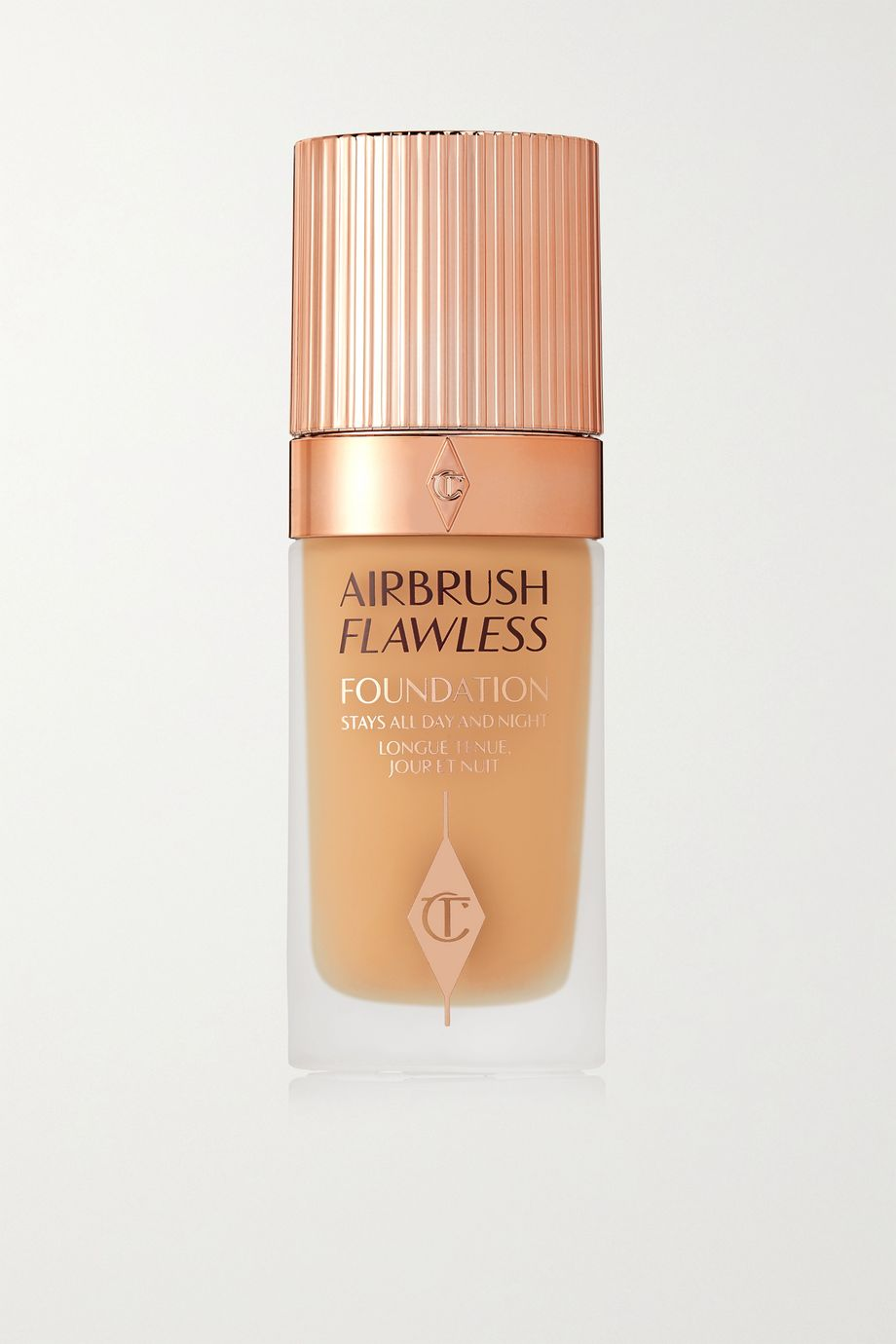 Charlotte Tilbury Airbrush Flawless Foundation – 5.5 Warm, 30 ml – Foundation
