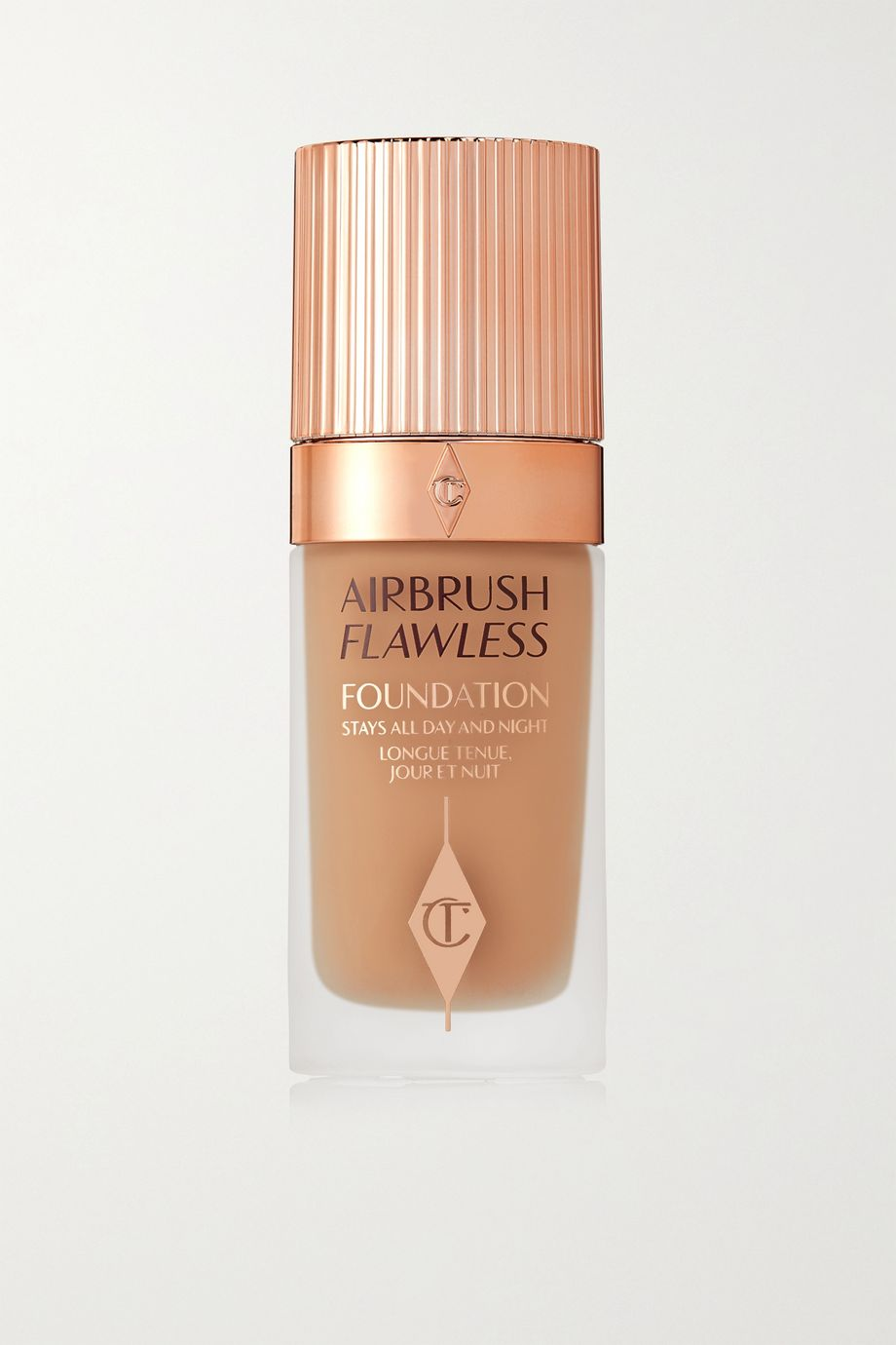Charlotte Tilbury Airbrush Flawless Foundation - 7 Neutral, 30ml
