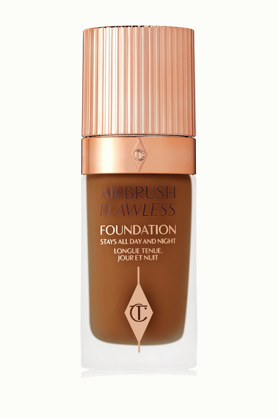 Charlotte Tilbury Airbrush Flawless Foundation - 12.5 Neutral, 30ml