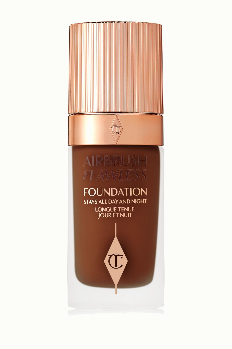 Charlotte Tilbury Airbrush Flawless Foundation - 16 Neutral, 30ml
