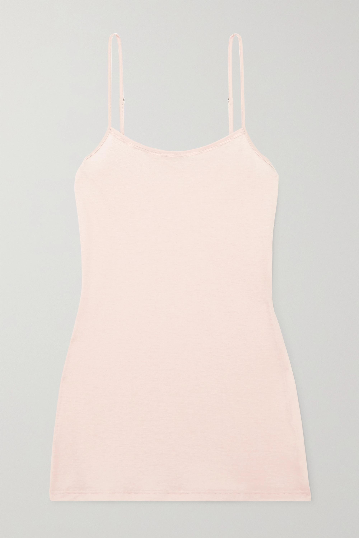 Hanro Ultralight mercerized cotton camisole