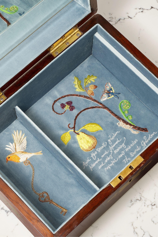 Jessica McCormack Botanical Heirloom Jewelry Box