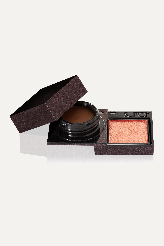 Surratt Beauty Prismatique Eyes – Neutral Eyes – Duo aus Creme- & Puderlidschatten