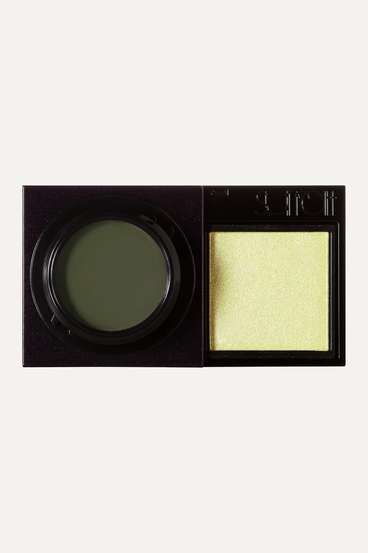 Surratt Beauty Prismatique Eyes – Mesmer Eyes – Duo aus Puder- & Cremelidschatten