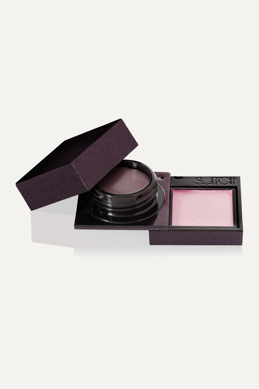 Surratt Beauty Prismatique Eyes – Style Eyes – Duo aus Creme- & Puderlidschatten