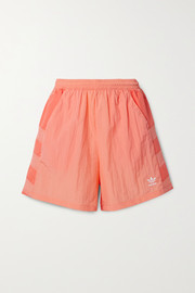adidas Originals Paneled shell shorts
