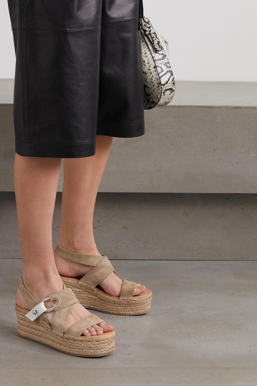 rag and bone suede sandals