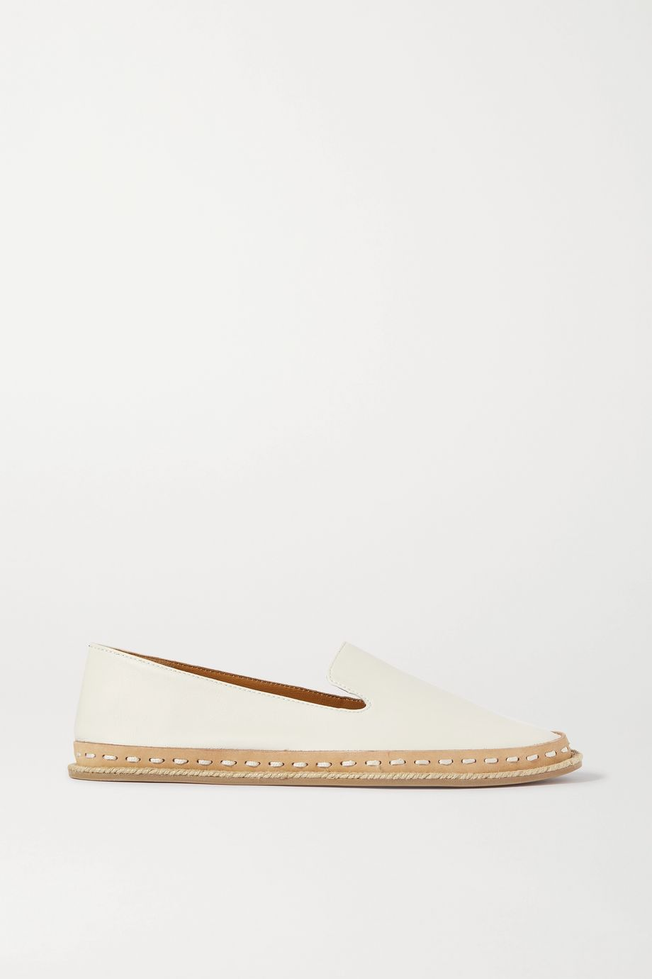 rag & bone Cairo leather espadrilles