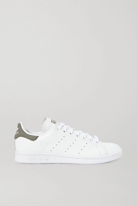White Stan Smith leather sneakers | adidas Originals P8N7BL