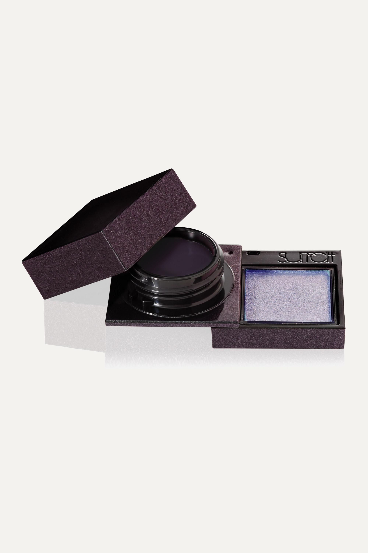 Surratt Beauty Prismatique Eyes – Visual Eyes – Duo aus Creme- & Puderlidschatten