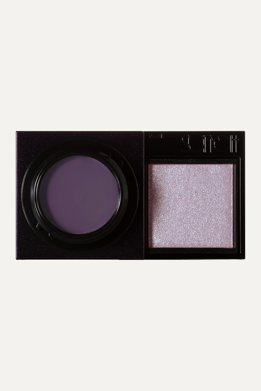 Surratt Beauty Prismatique Eyes – Glamour Eyes – Duo aus Creme- & Puderlidschatten