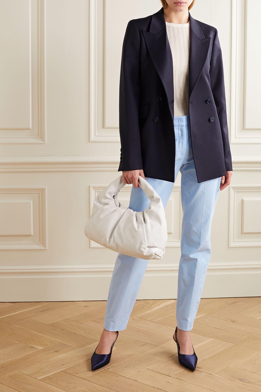 Gabriela Hearst Cotton-corduroy straight-leg pants